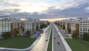 Erzurum Palandöken'de 108 konutun hak sahipleri belirlendi