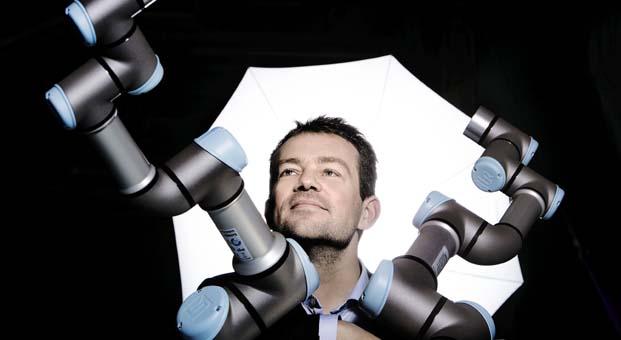 Robot teknolojisinin Nobel'i Engelberger Ödülü'nün sahibi oldu