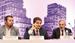 Efitaş İnşaat ve Eskon İnşaat'ın ortak projesi Ömür İstanbul satışa çıktı