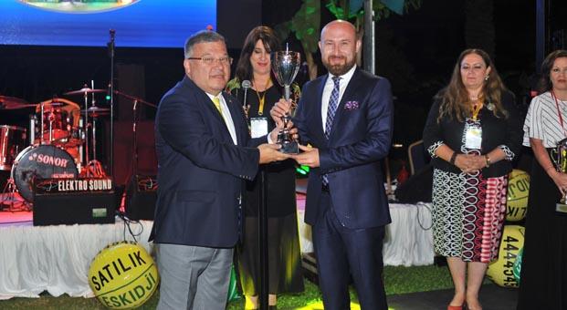 Eskidji Gayrimenkul Bağlıca ve Ankara Merkez Bölge Ortaklığı'na yedi ödül
