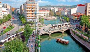 Uluslararası 'Şehirler için WRI Ross Ödülü'nün finalistleri arasında Eskişehir de var