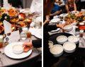 Anadolu'nun meşhur esnaf lokantaları Gastoronometro'da iftar sofrası kurdu
