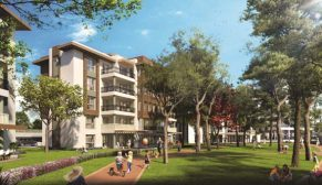 Bahçeşehir Eston Şehir Koru'nun metrekaresi 5 bin 850 TL'den başlıyor