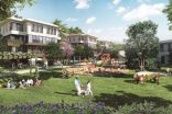 ESTON ŞEHİR KORU'da, koru manzaralı teraslar yüzde 5 peşin ya da 50 ay senet fırsatıyla