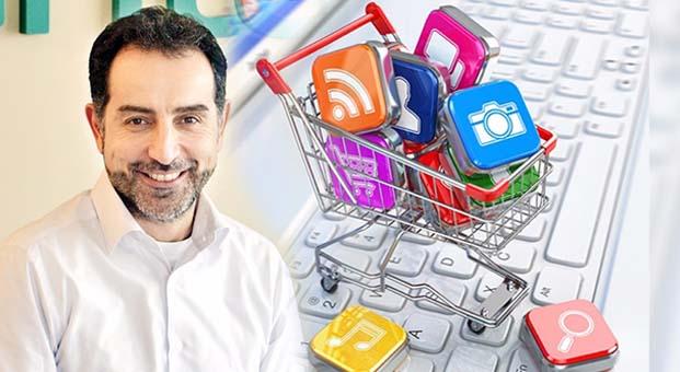 E-ticarete 2,5 milyon yeni müşteri