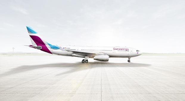 Eurowings'in Mallorca uçuşları rekor kırdı