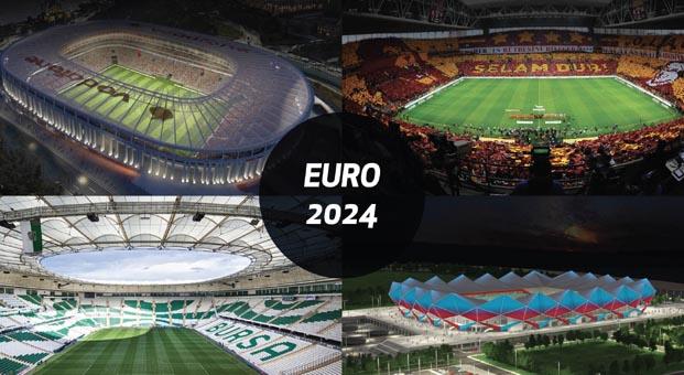 Türkiye modern statlarıyla Euro 2024'e hazır