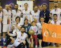 Business Volley Cup Bahar Sezonu Şampiyonu EVA Gayrimenkul Değerleme oldu