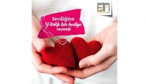Sevgililer Günü için sıradışı hediyeler EvimiTasarla. net'in tasarım paketlerinde