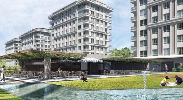 Anadolu Yakası'nın yeni hayat merkezi Evinpark Adatepe