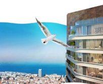 Evora İzmir'in yüzde 2'si tamamlandı