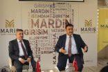 MARİŞ, Fuzulev Yönetim Kurulu BaşkanıEyüp Akbal'ı ağırladı