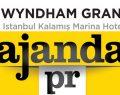 'Türkiye'nin en iyi iş oteli' Wyndham Grand İstanbul Kalamış Marina Hotel Ajanda PR ile anlaştı