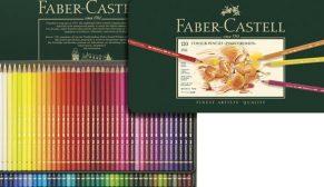 Üstatların tercihi Faber-Castell Polychoromos