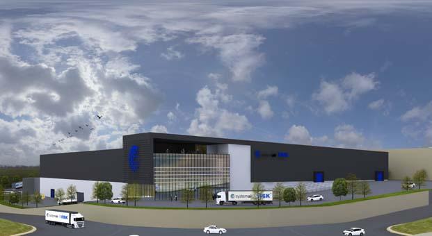 Türkiye'nin LEED Gold Sertifikası'na sahip ilk klima santrali fabrikası Eylül'de açılıyor