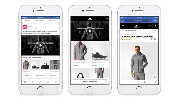 Facebook'tan yeni reklam
