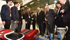 Bilim Sanayi ve Teknoloji Bakanı Dr. Faruk Özlü:Yüksek teknolojili ürünlerin sanayii içindeki payını arttırmayı hedefliyoruz