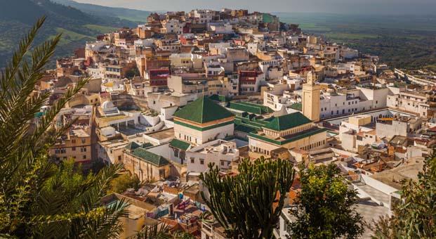 Dünyanın en mistik ülkelerinden biri olan Fas'ı bir de baharda gezin