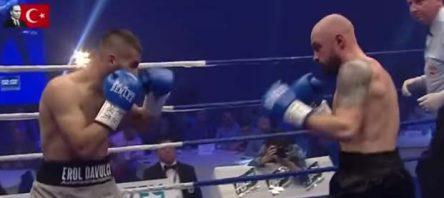 Fatih Keleş Maxim Churbanov maçını kim kazandı özet izleyin