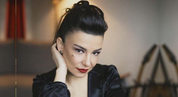 Türk Rock müziğinin güçlü sesi Fatma Turgut Palladium Atasehir'de