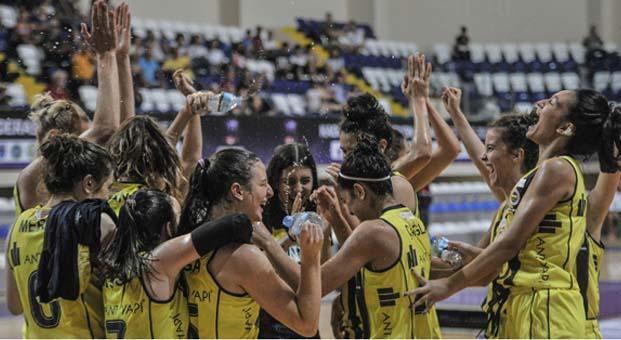 Ant Yapı'nın desteklediği Fenerbahçe Gelişim Takımı, Kadınlar Federasyon Kupası'nın sahibi oldu