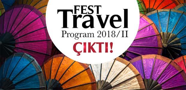 FEST Program 2018/II çıktı