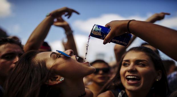 Lollapalooza'ya Red Bull TV ile canlı bağlan