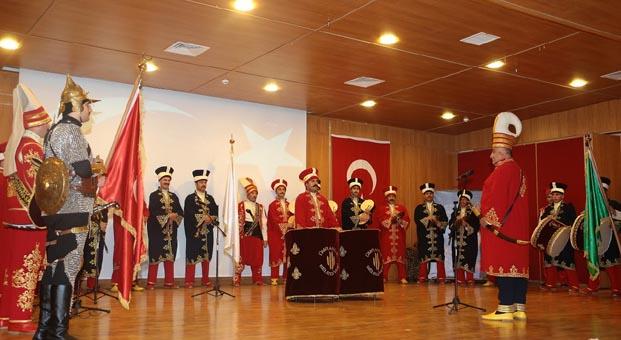 Ümraniye'de İstanbul'un Fethi'nin 564. yılı kutlandı