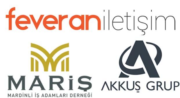 Feveran İletişim'e iki yeni iş ortağı: Akkuş Grup ve MARİŞ