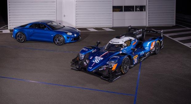 Alpine, FIA Dünya Dayanıklılık Şampiyonası'na katılacak ekibini tanıttı