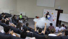 Filli Boya Bilim Kampı Projesi ile çocukların geleceğine dokunuyor