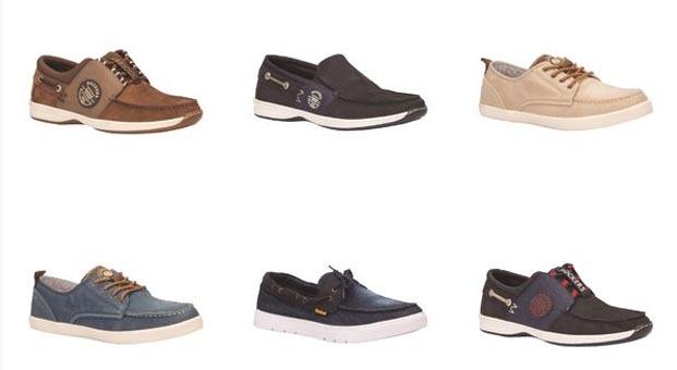 Marine ayakkabıların tam mevsimi