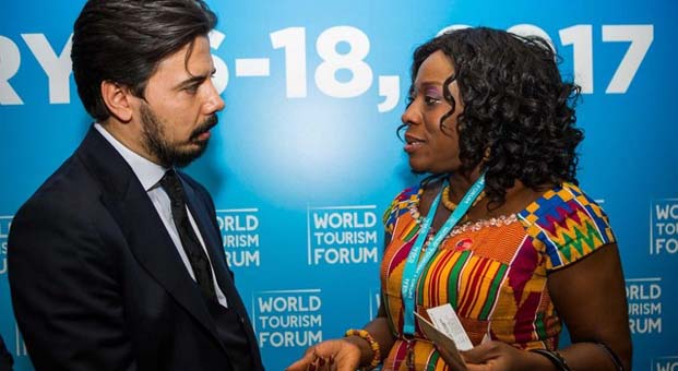 World Tourism Forum Africa Summit 10 Ekim'de Gana'da