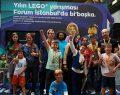Forum İstanbul'daki LEGO® yarışmasındaailelerin rekabeti nefes kesti