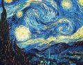 Vincent van Gogh'un Yıldızlı Gece'si LEGOLAND Discovery Centre'da yeniden hayat buluyor