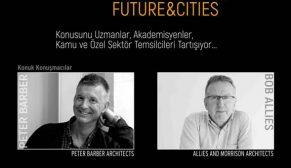 Geleceğin kentleri üç ayrı oturumda tartışılacak