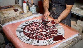 Stil44 el yapımı seramik ile Mozaik kavramıma yeni bir soluk getiriyor