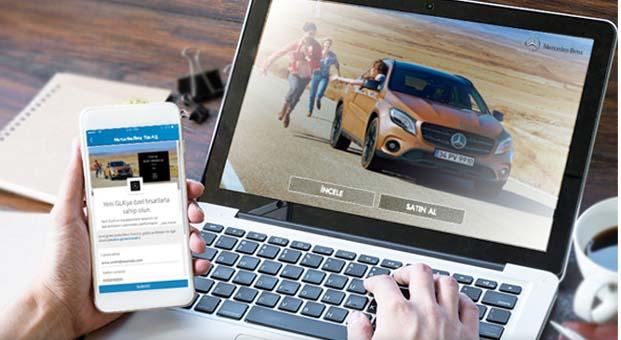 LinkedInLead Gen Forms lansmanındaMercedes-Benz GLAsatışı gerçekleşti