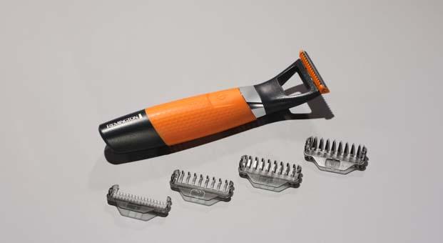 Durablade Pro kısalt, şekil ver, tıraş et