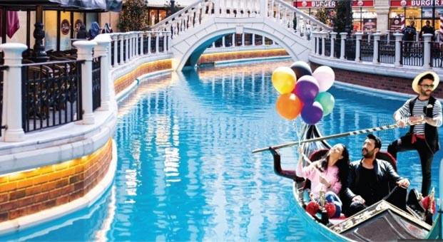 Venedik Alışveriş Karnavalı açılıyor