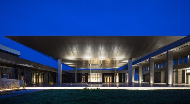 Avcı Architects Afrika'da tekrar sahnede: Kintele Kongre Merkezi