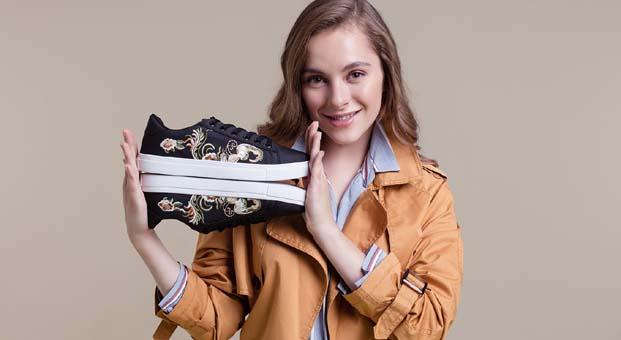 Geçiş mevsimi FLO'nun sneaker koleksiyonuyla renkleniyor