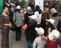 Çocukların hayali 23 Nisan'da Singapur Havayolları ile gerçekleşti