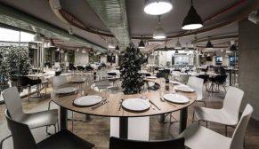Yemekhane tasarımında yenilikçi ve esnek yaklaşım: Doğuş Maslak Restaurant