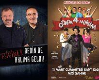 MOİ Sahne'de sanat programı 19-22 Ocak