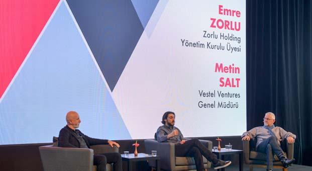 Mehmet Zorlu Vakfı (MZV) gençleriTürkiye'nin önde gelen girişimcileriyle buluşturdu