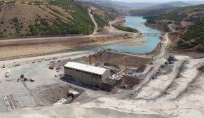 Bingöl Kiğı Hidroelektrik Santrali Valmet'e emanet