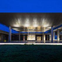 Avcı Architects tasarımı Kintele Kongre Oteli, World Architecture Festival'de yarışacak