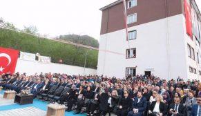 Ümraniye Belediyesi, Giresun'a okul yaptırdı