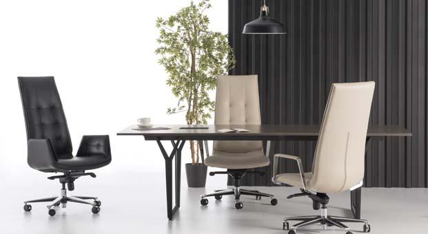 Bürotime'dan zamansız tasarım çizgileriyle güncelliğini koruyan yeni nesil ofis mobilyaları